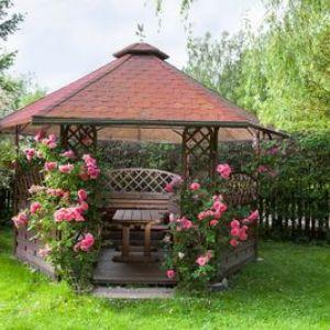 W Zaciszu Altanki Mój Piękny Ogród Ogrody Ozdobne